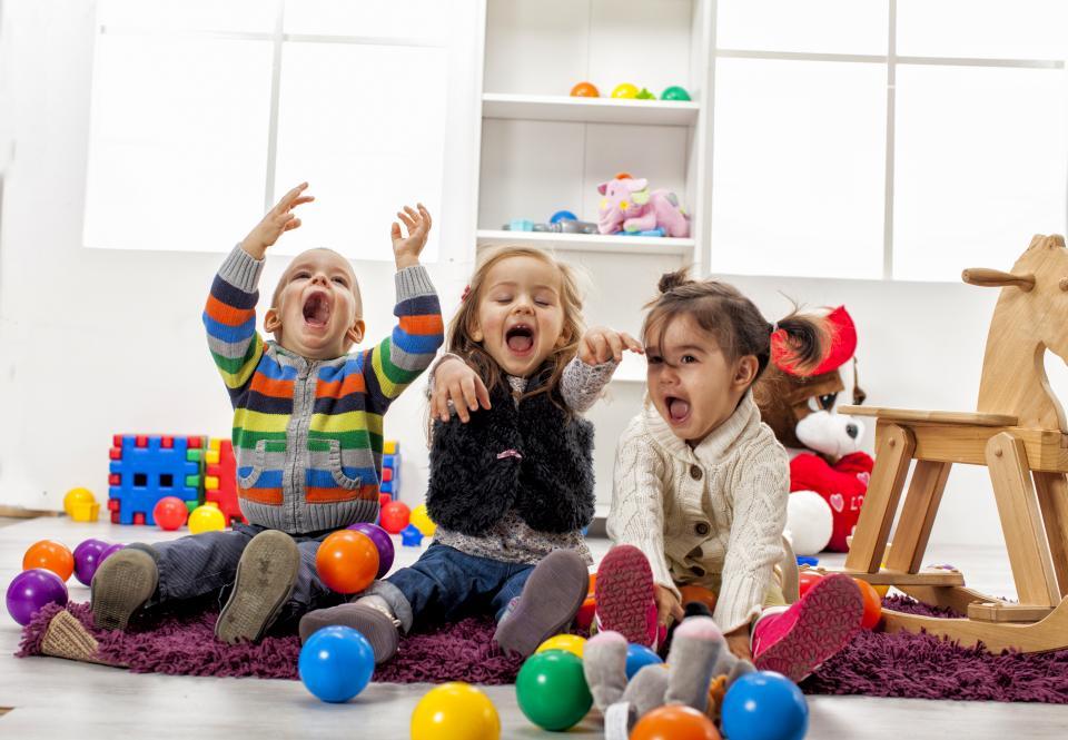 مشروع حضانه اطفال