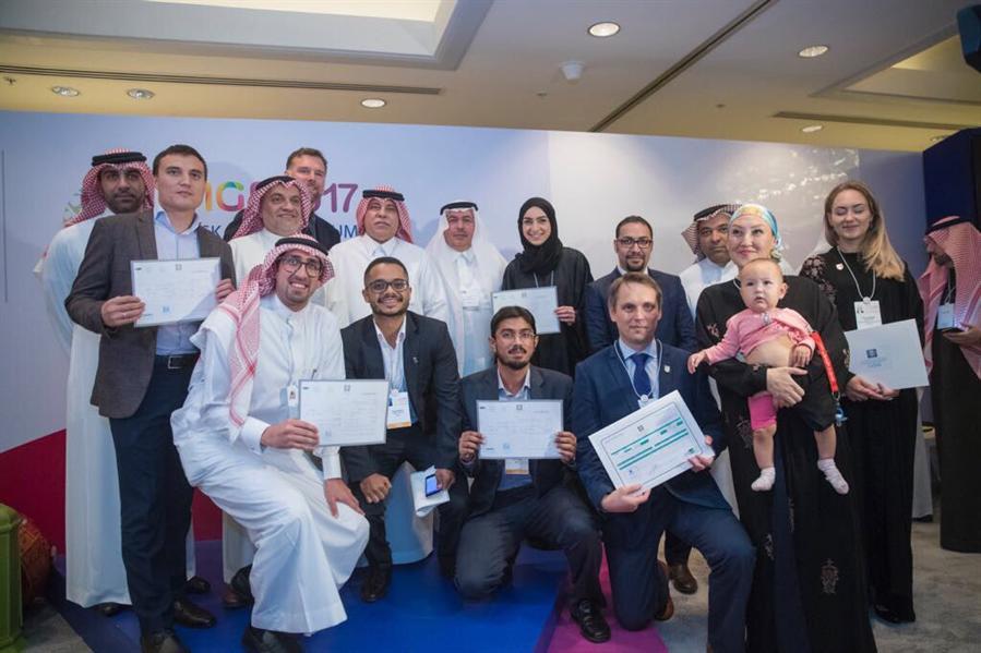 رخصة رائد الاعمال والمستمثر العالمي في السعودية