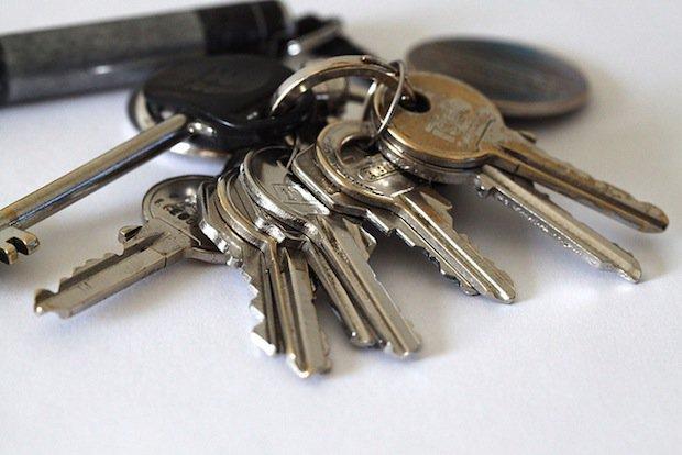 مشروع محل مفاتيح م