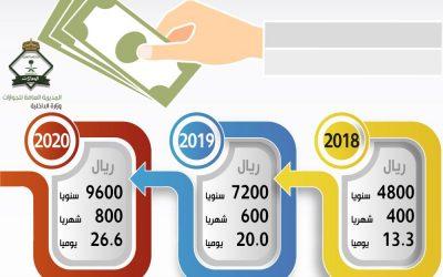 تأثير الاصلاحات الاقتصادية في السعودية على المشاريع الصغيرة المقابل المالي والرسوم
