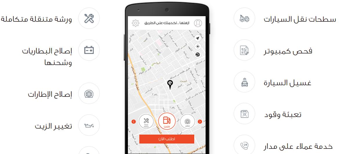 افضل تطبيقات توصيل سعودية مربحه وتزيد دخلك الشهري تعلم الربح من التطبيقات