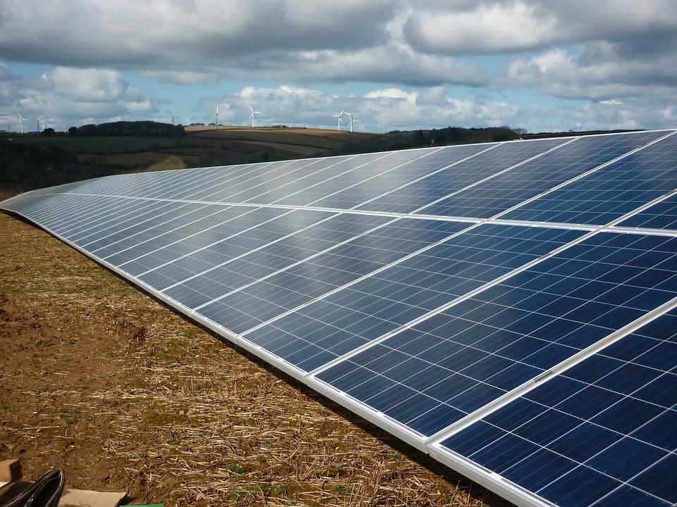 مشروع محل لبيع منتجات الطاقة الشمسية ألواح شمسية ومنتجات الطاقة