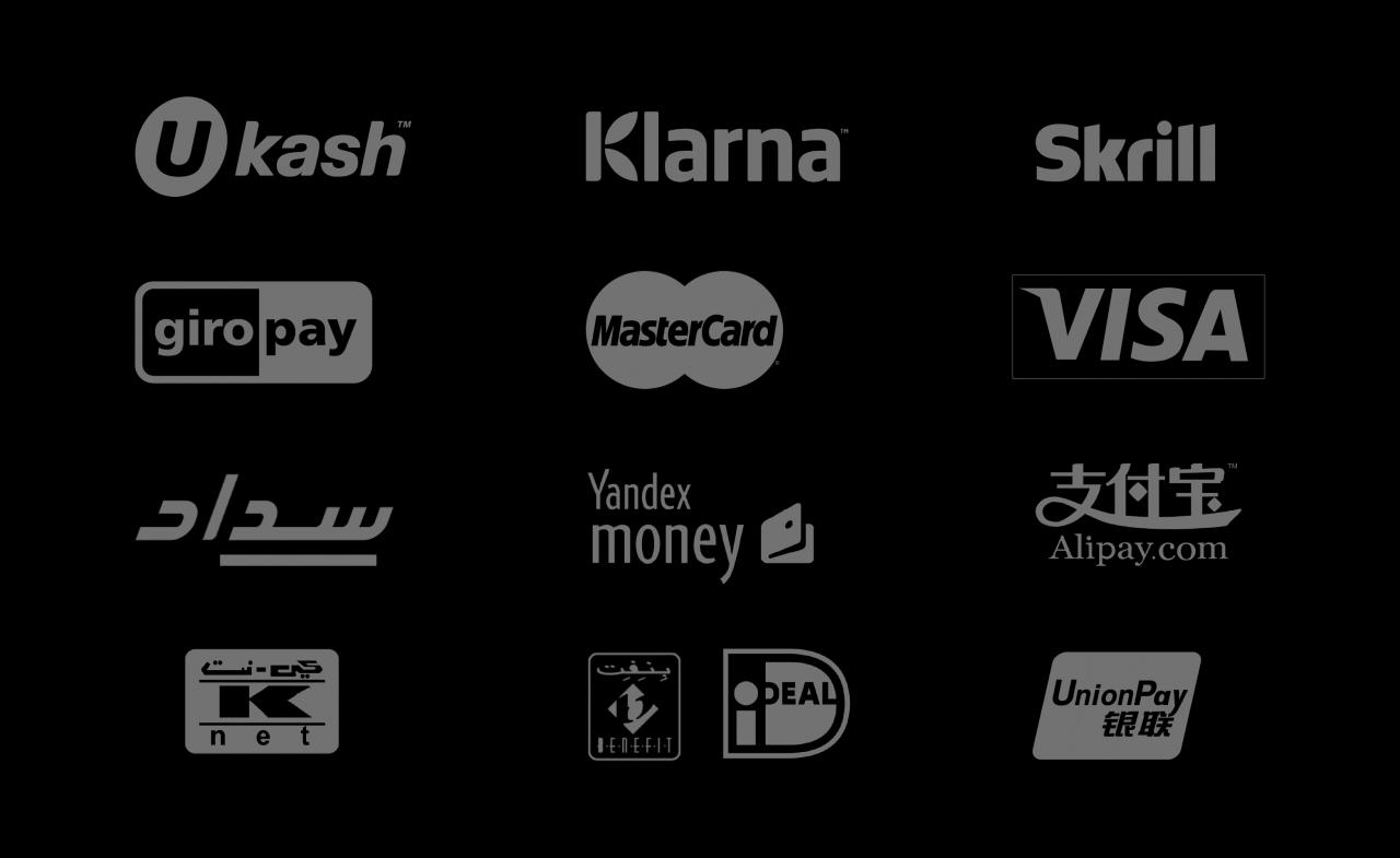 افضل بوابات الدفع الالكتروني التي يمكن استخدامها في مشروعك
