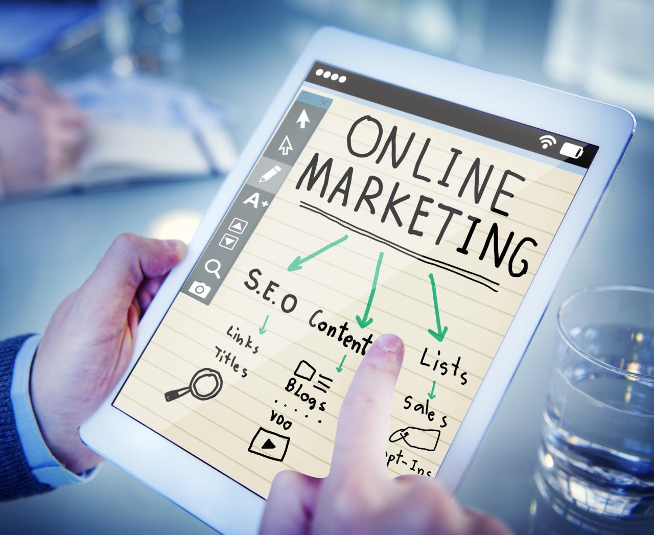 التسويق الالكتروني كل ما تود معرفته