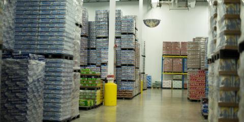 مشروع توزيع مواد غذائية في السعودية مع دراسة جدوى pdf