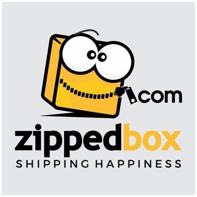 شركة zippedbox لتجميع الشحنات مراجعة شاملة وشرح التسجيل
