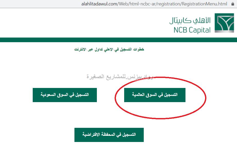 نطاق تجهيز ناطحة سحاب فتح محفظة بورصة دولية في بنك الرياض 14thbrooklyn Org