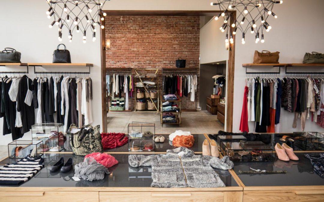 مشروع بوتيك ملابس نسائي متخصص