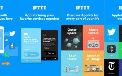 شرح خدمة IFTTT ومعلومات عن IFTTT لربط التطبيقات مع بعضها البعض