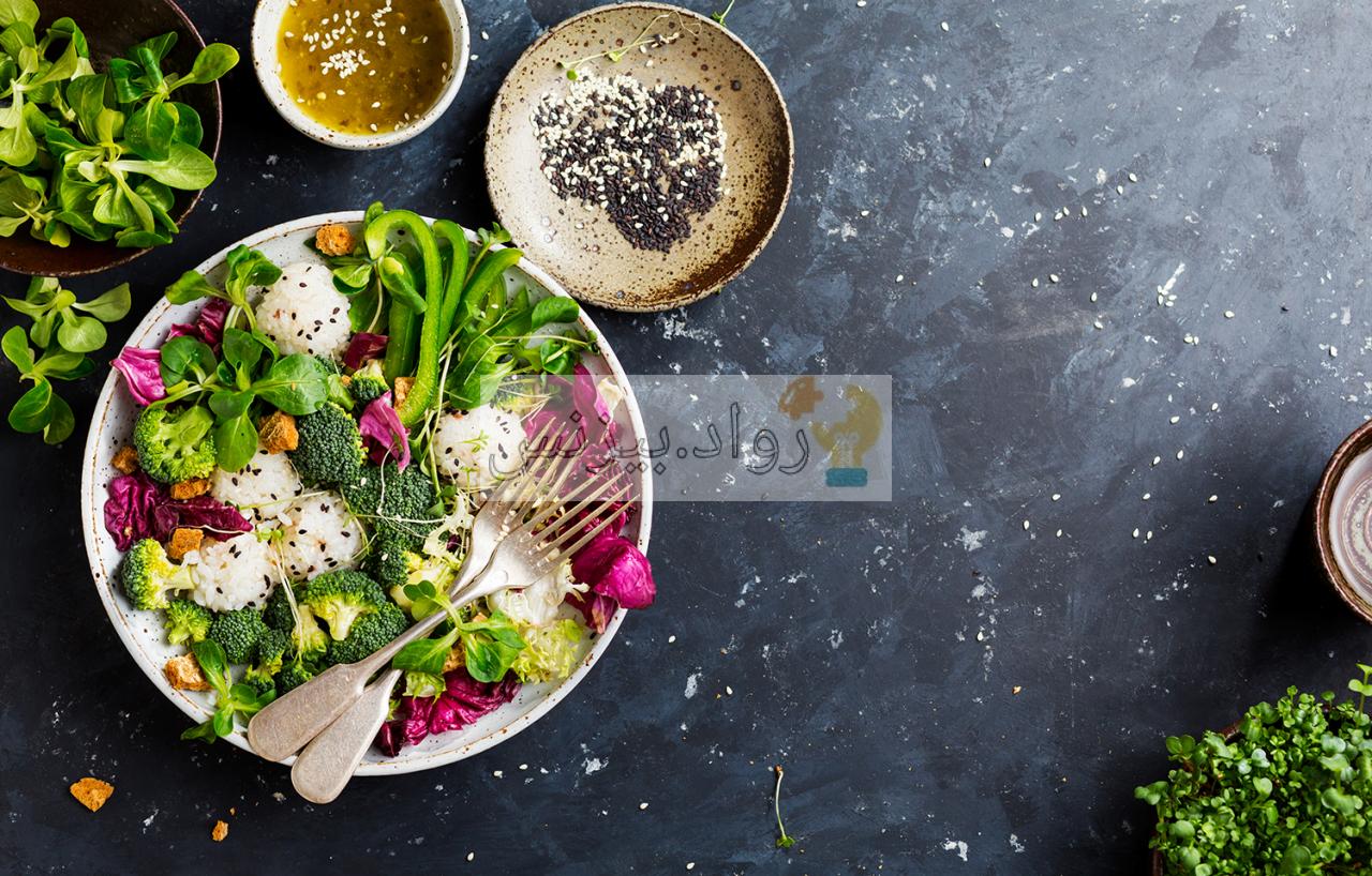 مشروع مطعم صحي في السعودية مع نقاط تساعدك في المشروع
